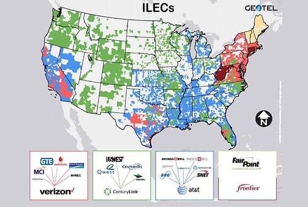 geotel carrier fiber map