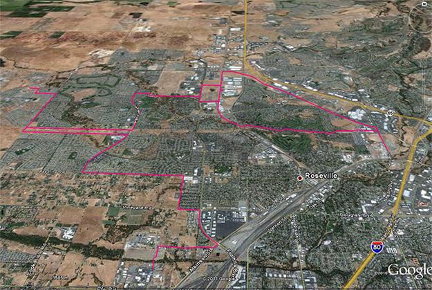 geotel fiber map aerial satellite tilt
