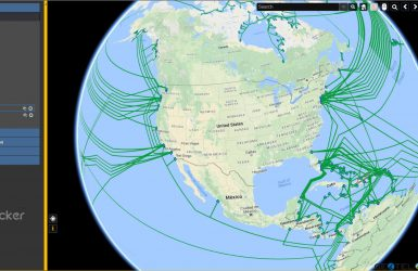 geotel teletracker submarine cables