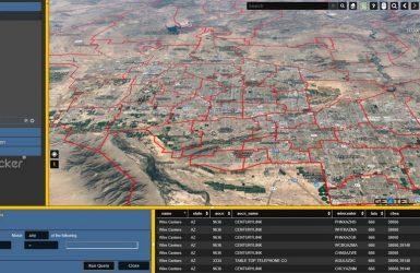 Wire Center Boundaries | GeoTel Communications on broadband map usa, internet map usa, isp map usa, rboc map usa, satellite map usa, lec map usa, cable map usa,