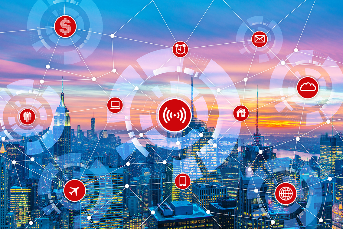 networks vital to smart cities