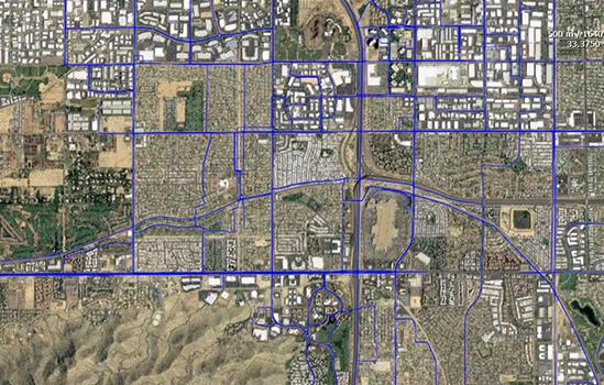 best fiber maps