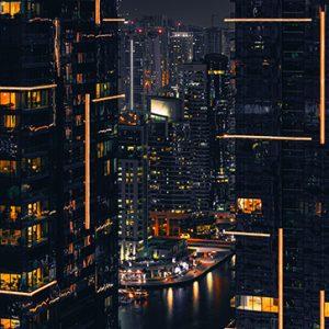 fiber lit building data